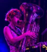 Bilde fra Broens konsert under Molde Internasjonale jazzfestival 2017. Foto Kari-Anne Flor
