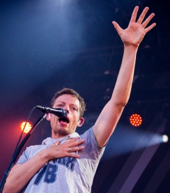 Jarle Bernhoft under Molde internasjonale jazzfestival 2017. Foto Kari-Anne Flor